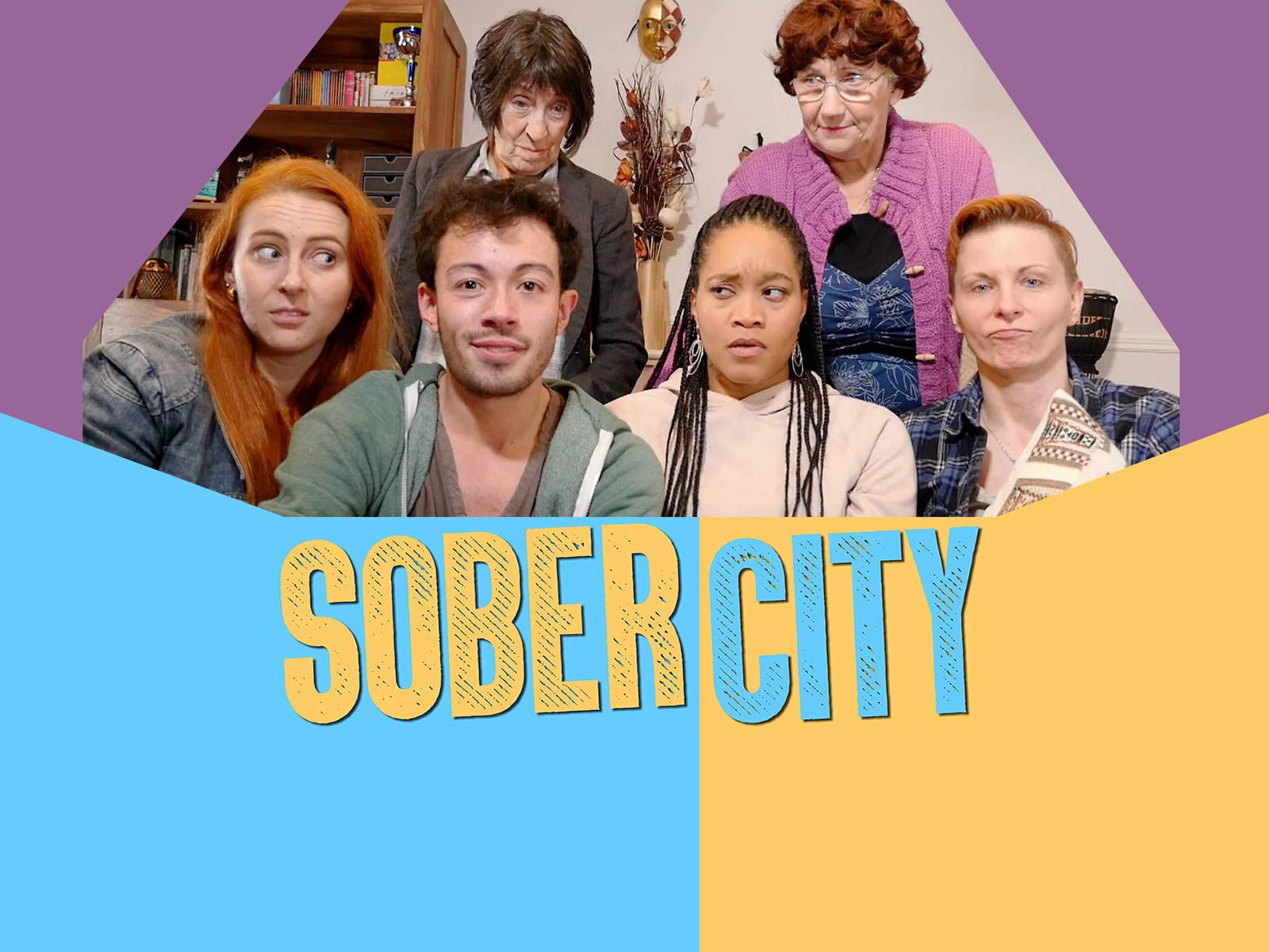 Clip: Sober City - Season 1