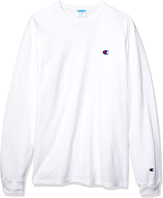 Champion LIFE Mens Heritage Long Sleeve Graphic Tee