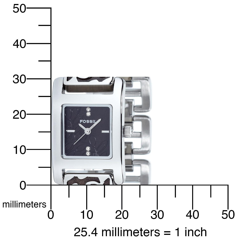 Amazon.com: Fossil Womens Watch Stainless Steel Bracelet ES2054 - WW: Watches