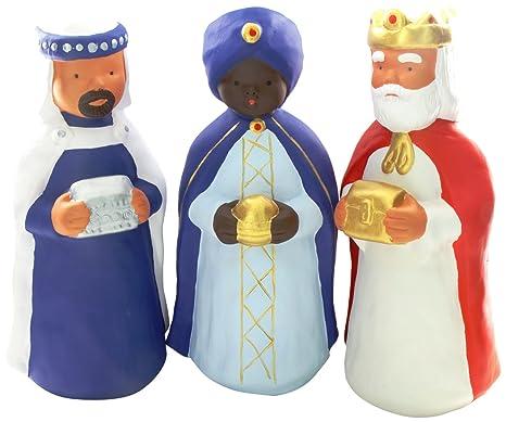 Jullar Cada 9273,50 Portal Tres Reyes Magos de Las Figuras, 29 cm ...