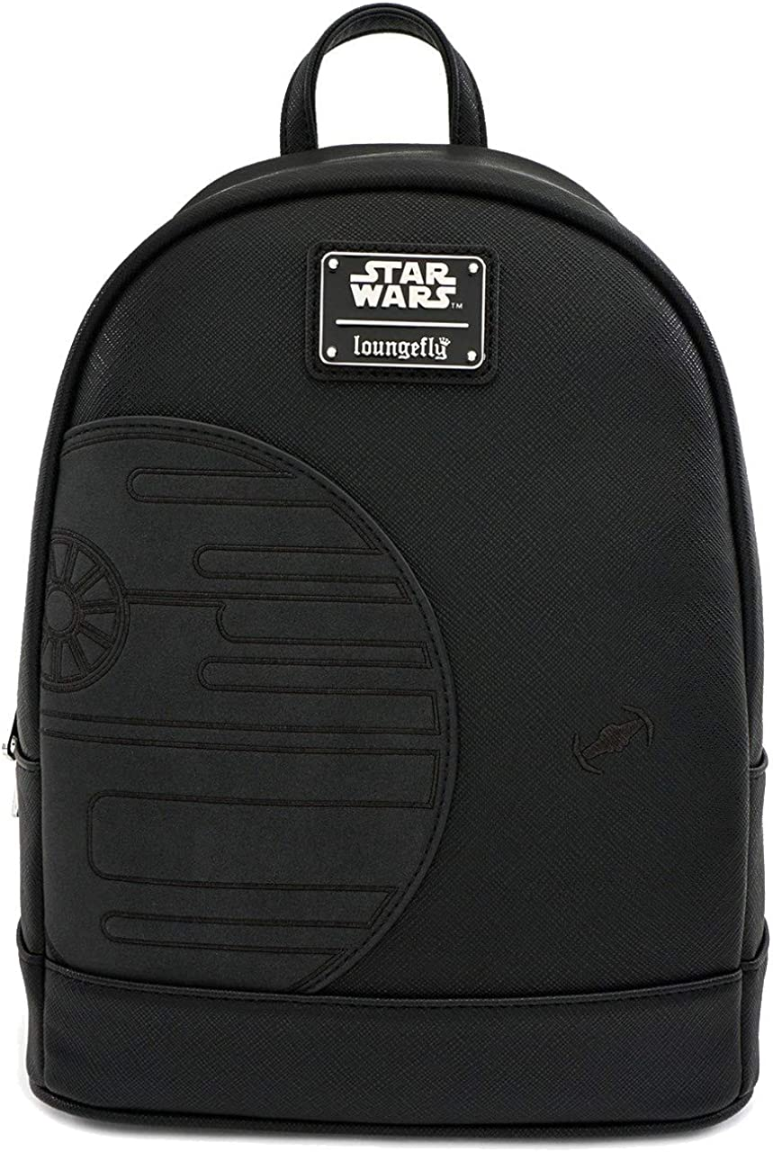 Loungefly x Star Wars Death Star Mini Backpack