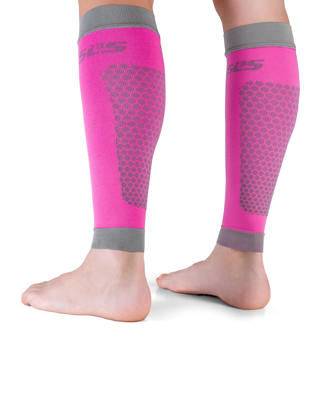 SLS3 Waden Kompressionsstrümpfe ohne Fuß | Sport Kompressionsstrumpf | TUBES | Kompressions-Beinlinge | Beinstulpen| Calftights | Wadenbandage