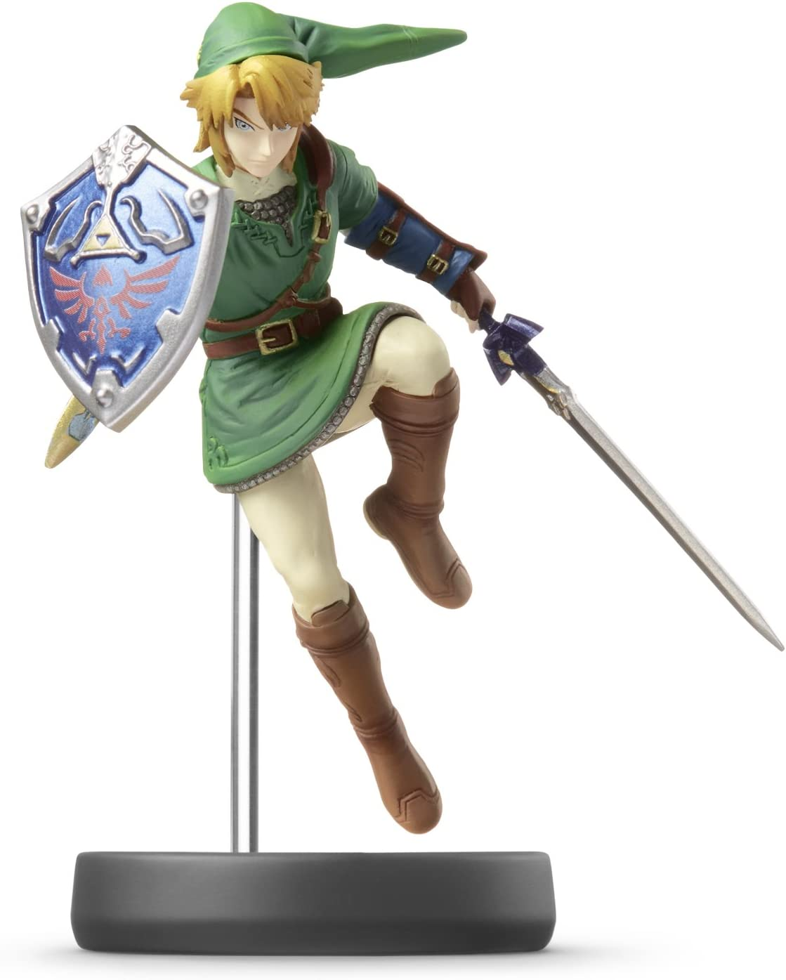 Amazon com: Link amiibo (Super Smash Bros Series): nintendo wii u