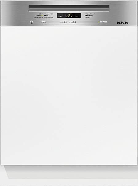 Miele G 6200 Sci BB Semi-incorporado 14cubiertos A+++ lavavajilla ...