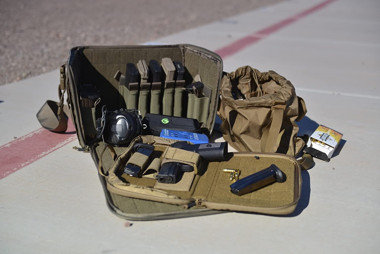 Cordura Helikon-Tex Range Bag Magazintasche Multicam