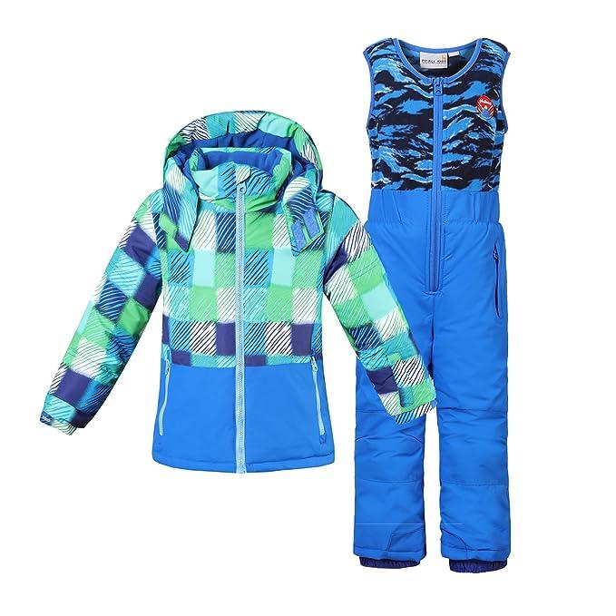 Amazon.com: phibee Little Boys 2-Piece de invierno ...