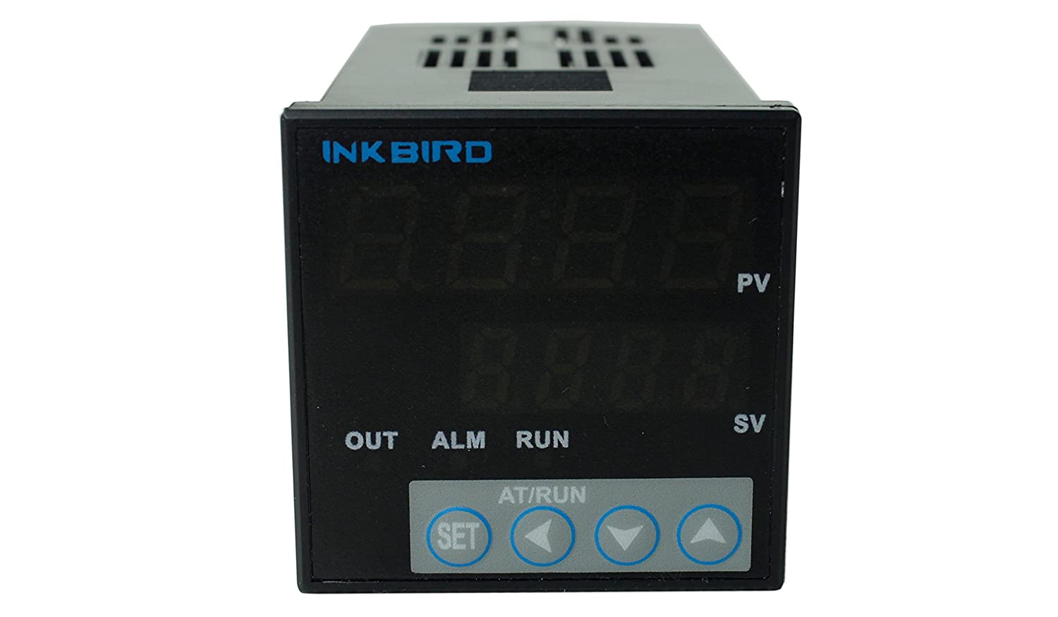 Inkbird F Display Pid Temperature Controllers Thermostat Itc 106vh K Sensor Heat Sink And Solid State Relay 100acv 240acv 40a Ssr Wiring Diagram For Controller