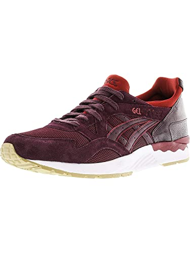 more photos 76dbf 0dab5 Image Unavailable. Image not available for. Color  ASICS Men s Gel-Lyte V  Rioja Red Ankle-High Running Shoe ...