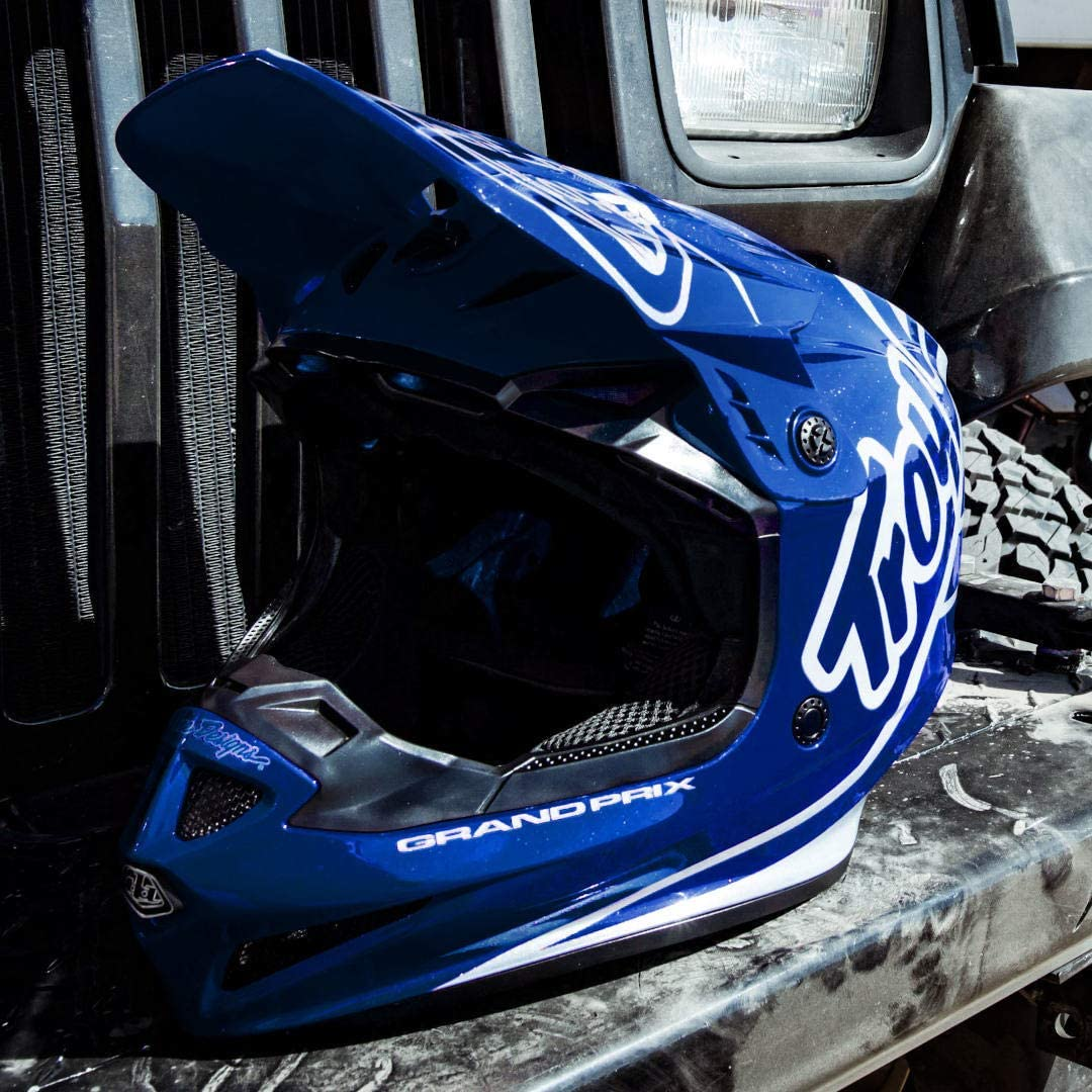 Troy Lee Designs GP Silhouette Casque de motocross de jeunesse