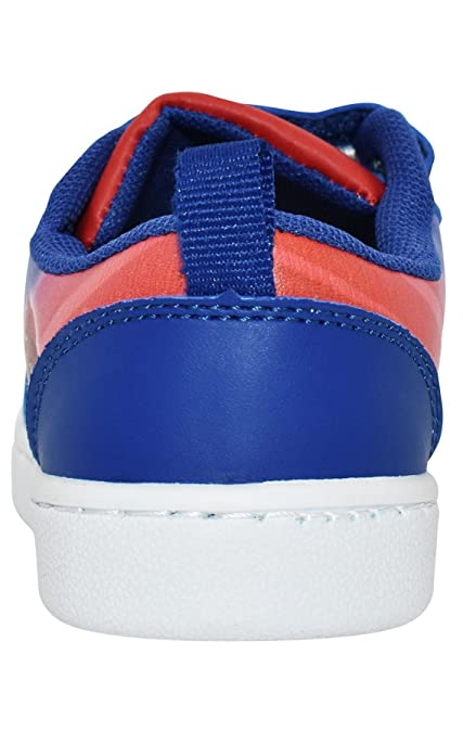 Amazon.com | P J Masks Boys Blue Wipe Clean Casual Sneakers Sports Shoes Sizes 6-11.5 Child | Sneakers