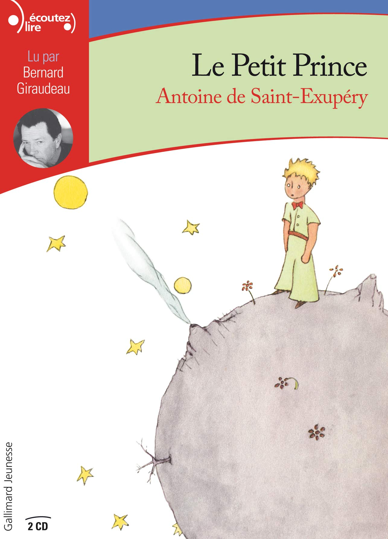 Read Online Petit Prince (Le) - 2CD MP3 livre audio (French Edition) PDF