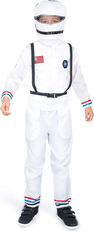 Disfraz astronauta en el espacio niño: Amazon.es: Juguetes y juegos