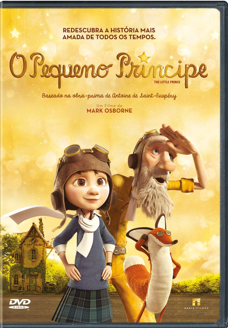 Amazon Com Blu Ray 3d O Pequeno Principe Le Petit Prince The