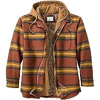 Geruit houthakkershemd heren capuchon jas met dubbele lijst knoop ritssluiting herfst winter dik thermohemd werkjas…