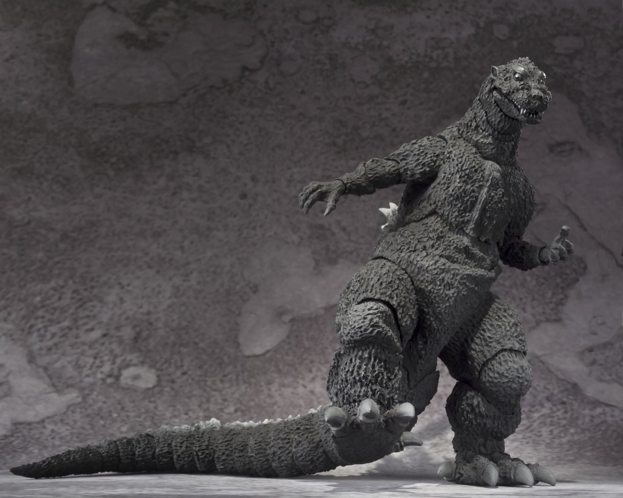 Bandai Hobby S.H. Monsterarts Godzilla 1954 Action Figure by Bandai Hobby (Image #7)