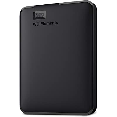 WD 1 TB Elements disco duro portátil USB 3.0