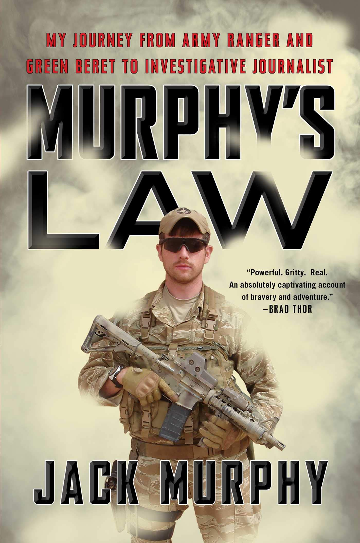 The Famous American Military Soldier MURPHY/'S LAWS OF COMBAT POSTER