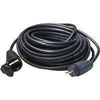 HALOTEC Cable alargador prolongador de corriente 25 metros