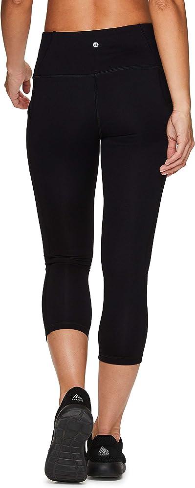 Amazon.com: RBX Active - Mallas de cintura alta para mujer ...