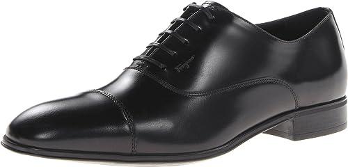 Amazon.com  Salvatore Ferragamo Men s Remigio Cap Toe Oxford  Shoes 3f2a6552d90d