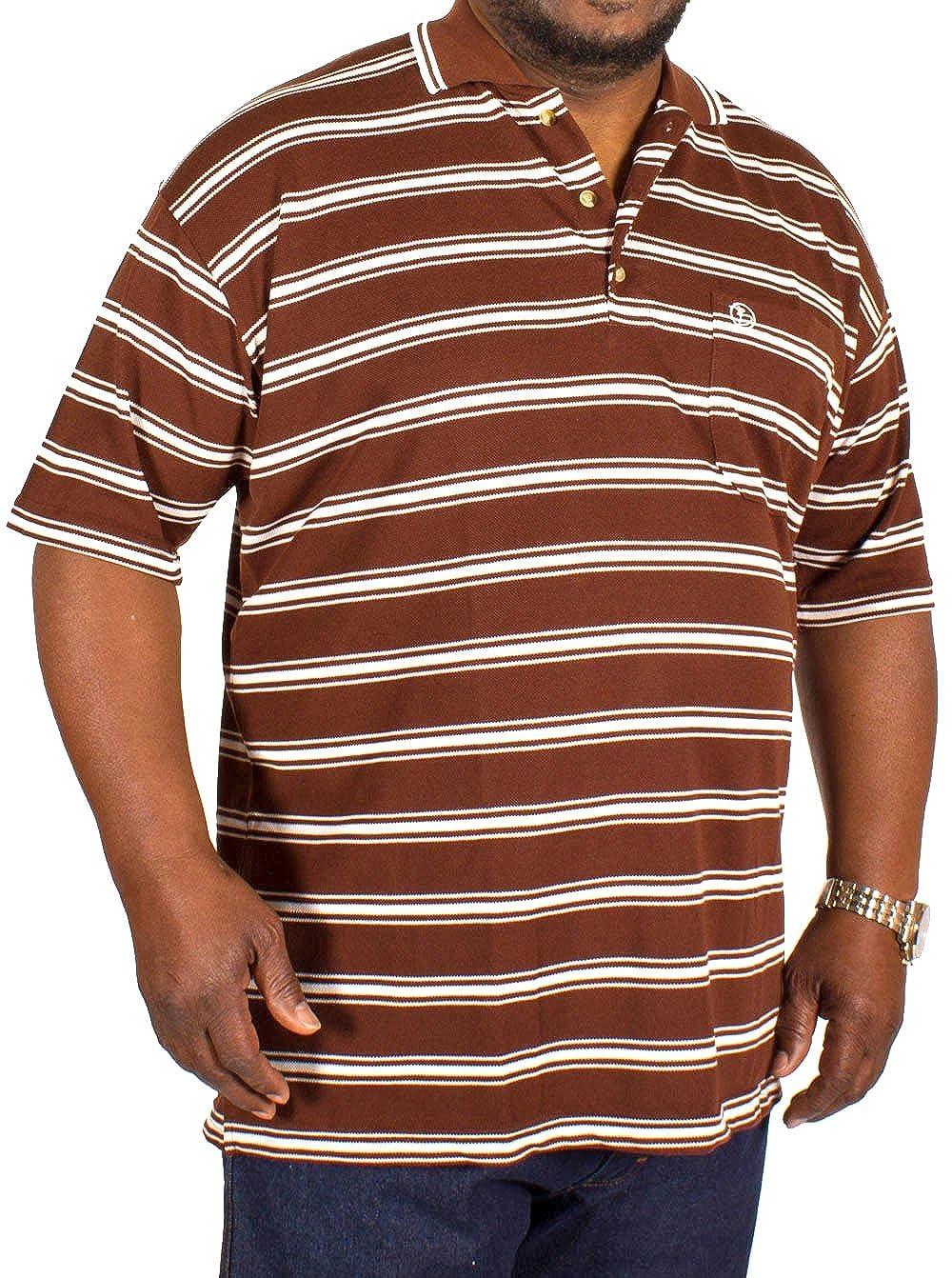 Brooklyn Clothing - Polo - para hombre marrón marrón XXX-Large ...