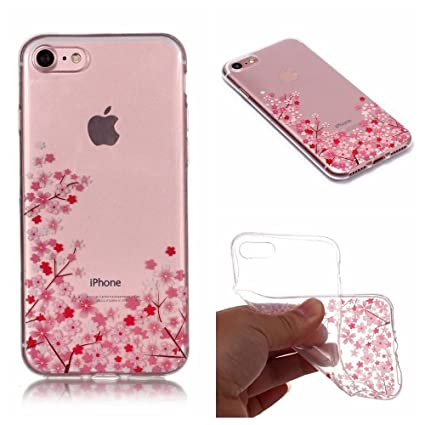 new products e54ae 466f8 Amazon.com: Luckyandery iPhone 8 case,iPhone 8 covers for girls ...