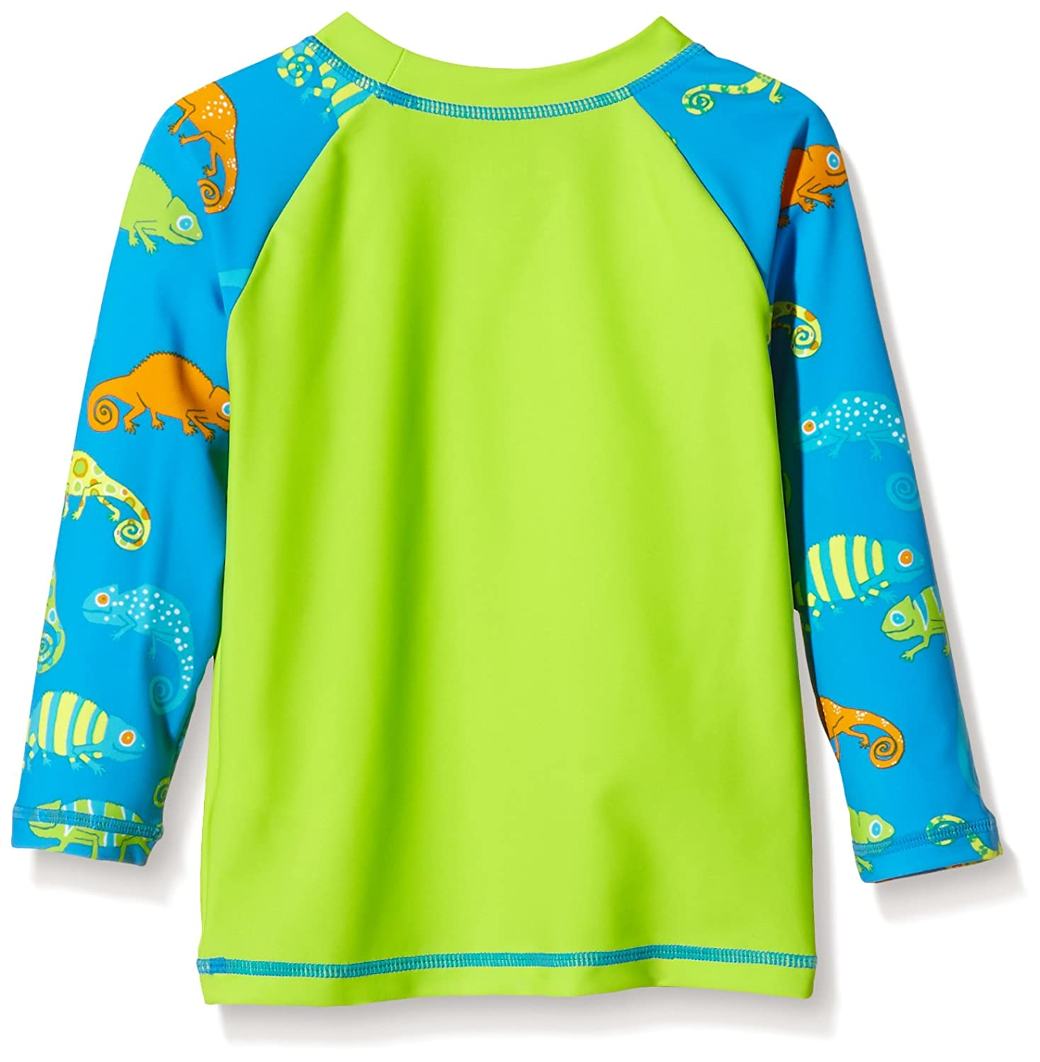 Hatley Baby Boys Crazy Chameleons Rash Guard
