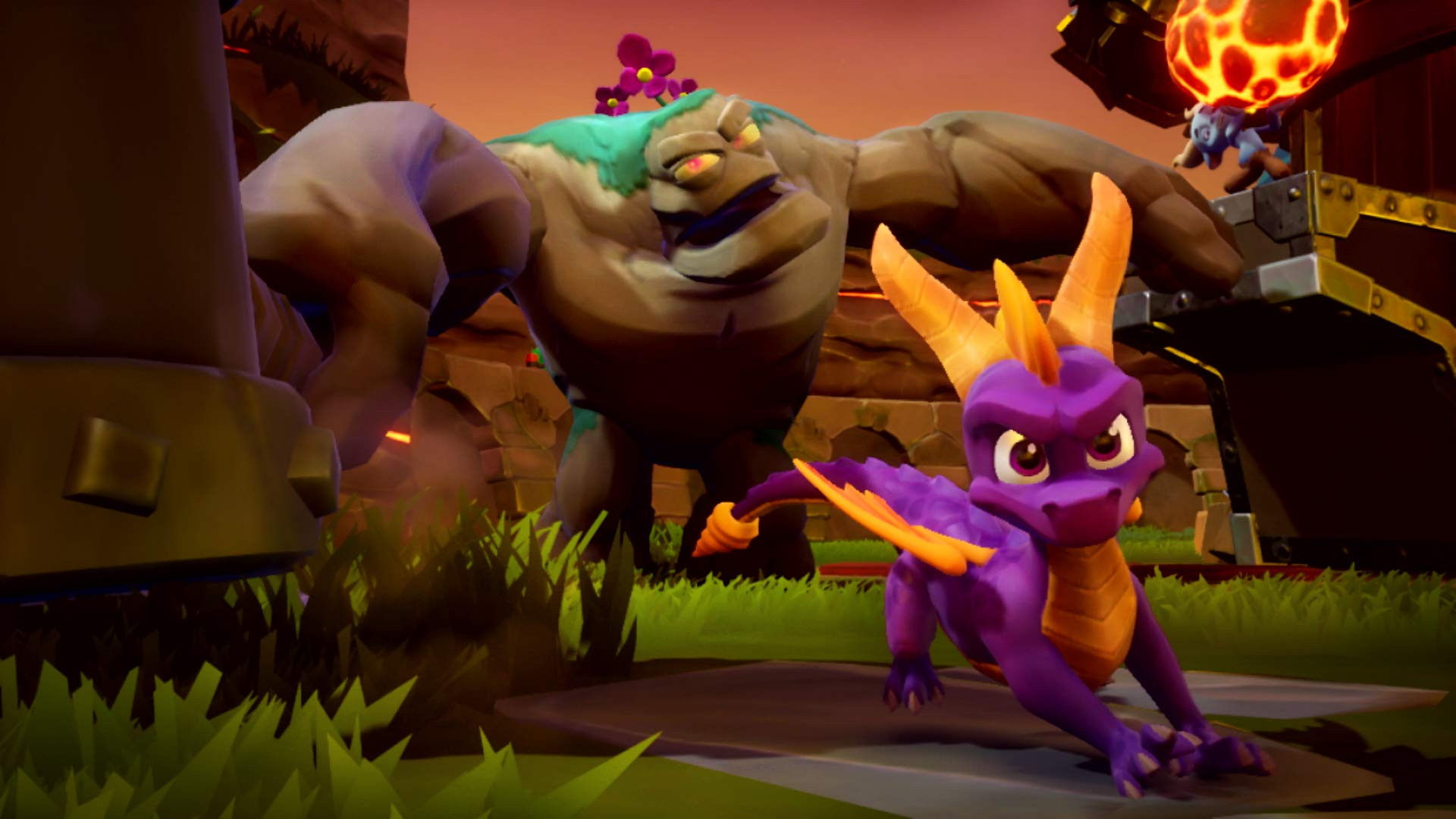 Spyro Reignited Trilogy - Nintendo Switch Standard Edition by Activision (Image #1)