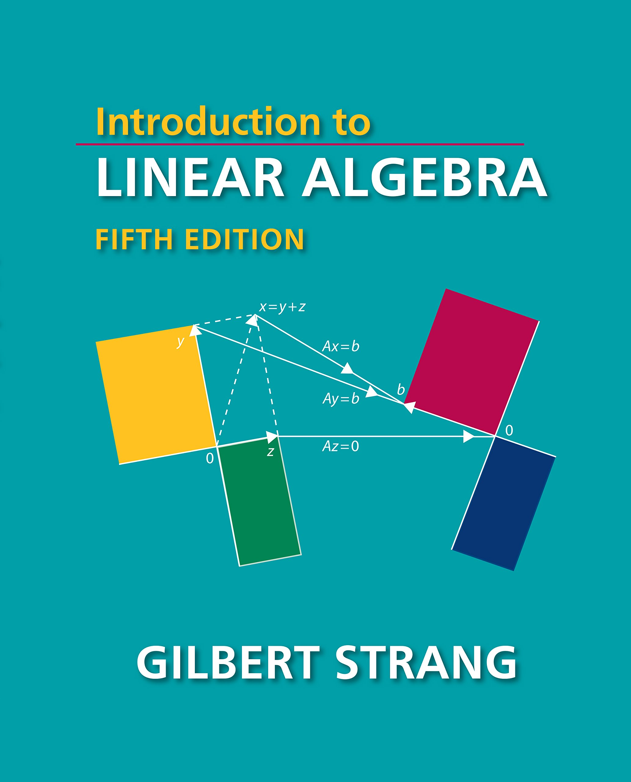 amazon introduction to linear algebra gilbert strang algebra