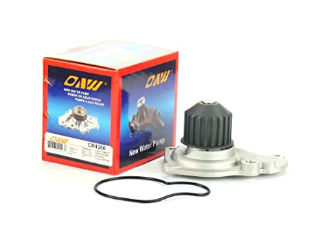 OAW CR4360 Engine Water Pump for 03-05 Dodge Neon & 03-09 Chrysler