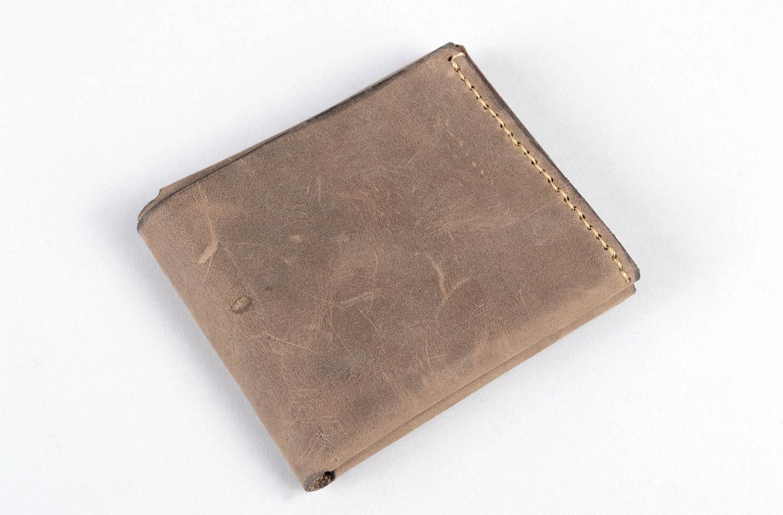 Billetera original para hombre artesanal accesorio de moda ...