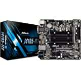 ASRock Intel Quad-Core Processor J4105チップセット搭載 Mini ITXマザーボード J4105-ITX