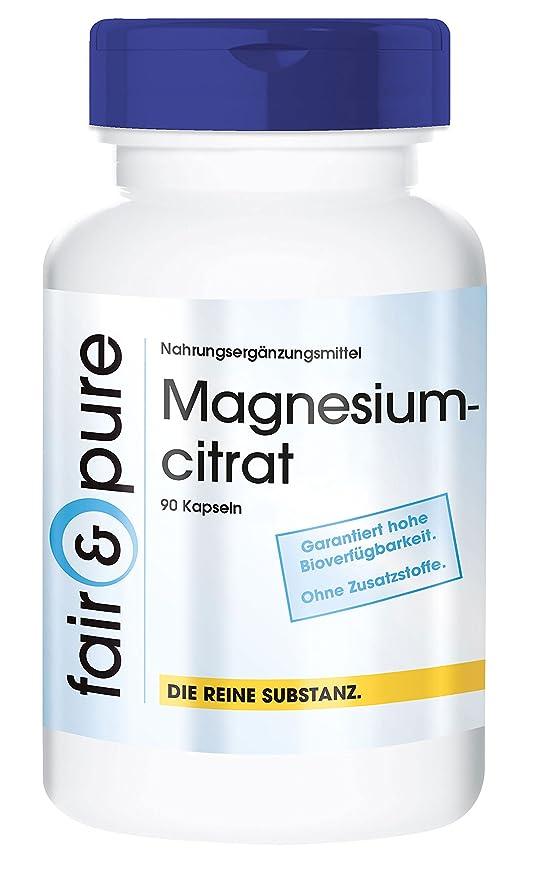 1 opinioni per Magnesio citrato- organico, biodisponibile e puro- senza eccipienti o additivi-