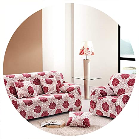 Good-memories Sofa Slipcovers Funda de sofá para Sala de ...