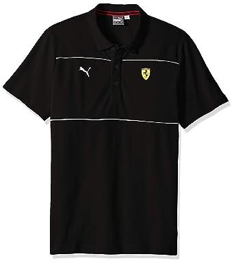 PUMA Mens Scuderia Ferrari Polo: Amazon.es: Ropa y accesorios