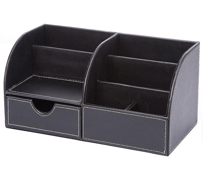 Brand new Amazon.com : KINGOM™ 7 Storage Compartments Multifunctional PU  RU56