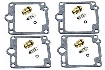 Vergaser Reparatur Satz CAB-K4 f/ür Kawasaki 4St/ück