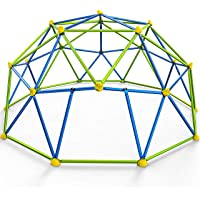 GIKPAL Dome Climber with Canopy ,10FT Climbing Dome for Kids Outdoor Play Center, Supporting 1000lbs Rugged and…