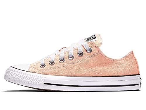 22d66ace044e Converse Womens CTAS Ox Sunset Glow Canvas Trainers  Amazon.co.uk ...