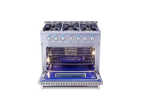 Thor Kitchen Freestanding Pro-Style Gas Range
