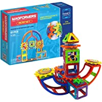 Magformers Magnets in Motion 61-Pcs. Gear Set
