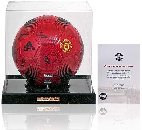 MBS Manchester United 2018/19 - Balón de fútbol del Equipo de ...