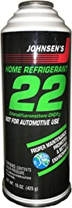 DiY Parts R22_ Refrigerant_for Home AC Units use in 15 Ounce cans - (1) can, Made in USA