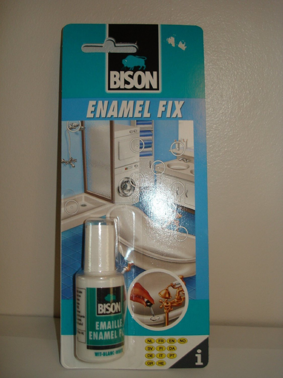 Sink Enamel Paint Enamel Fix In White Touch In Paint To Repair Chips Etc Amazonco