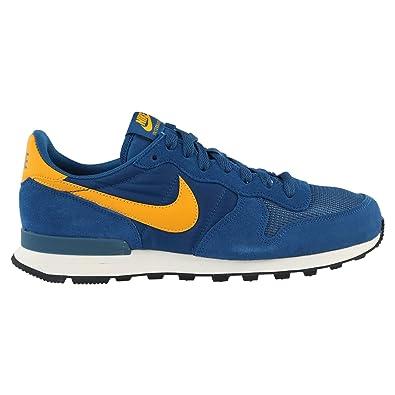 c7b24a7147 Nike Herren Internationalist Sneaker, Blau (Court Blue/del Sol/deep Marina/