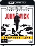 3 Movie Franchise Pack (John Wick / John Wick: Chapter Two / John Wick: Chapter 3 - Parabellum) [6 Disc] (4K Ultra HD + Blu-ray)