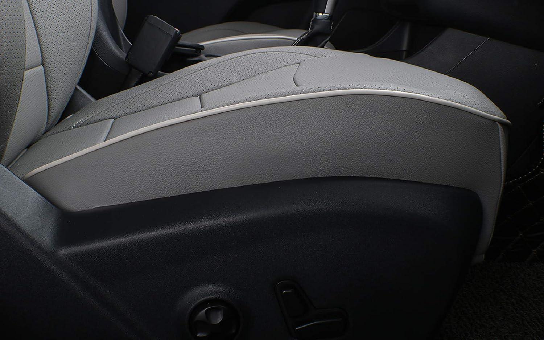 Car seat covers fit Vauxhall Agila black  leatherette full set