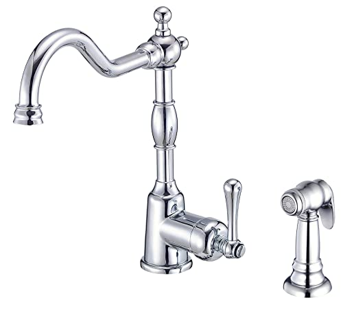 Danze 401157 Opulence Single Handel Kitchen Faucet