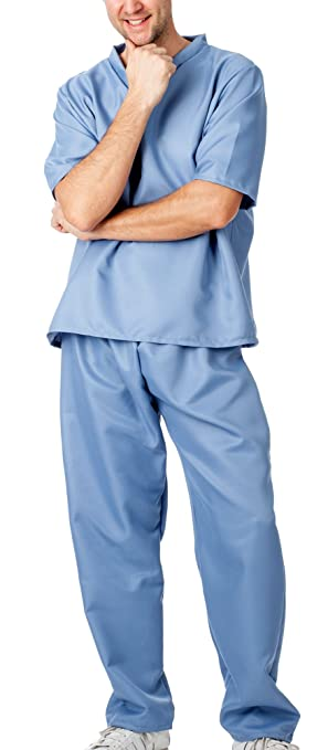 R-Dessous Unisex Kostüm Krankenpfleger -schwester Doktor Arzt ...