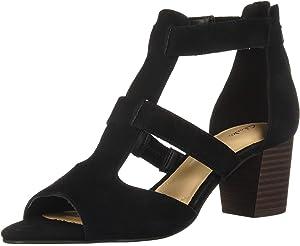 862cefcde7ef CLARKS Women s Deloria FAE Heeled Sandal